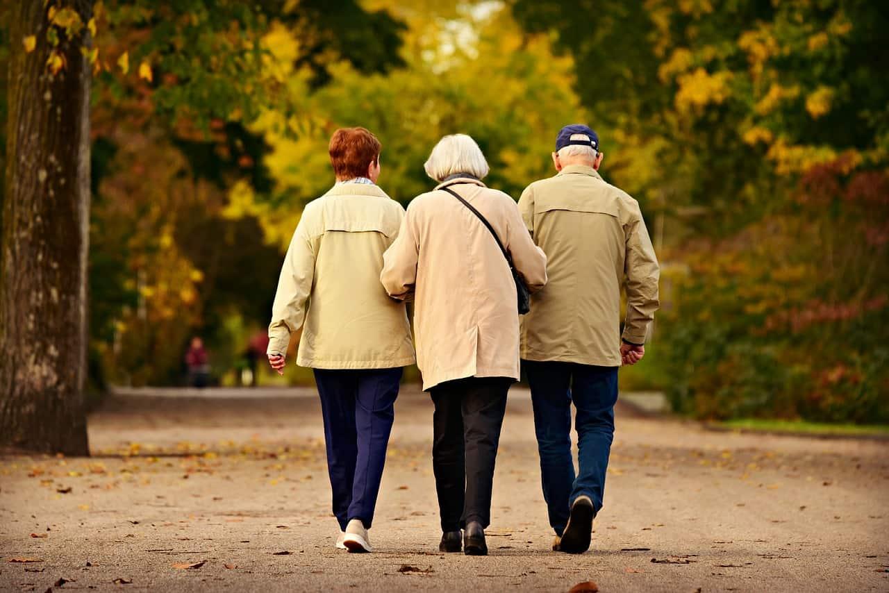 ElderlyWalking