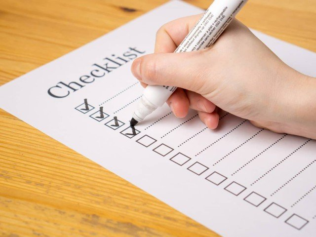 Checklist: Have a safe pregnancy in Epilepsy!