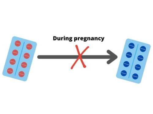 During pregnancy